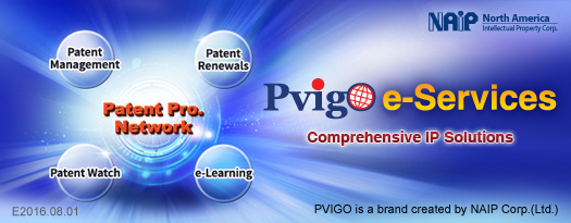 PVIGO e-Service | Comprehensive IP Solutions